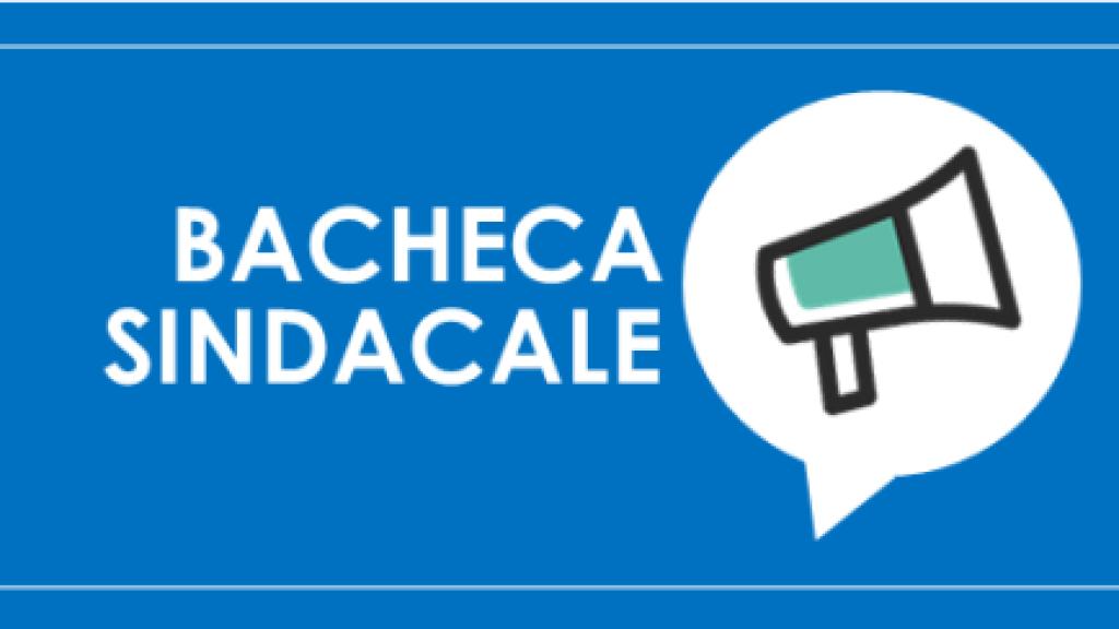 Bacheca Sindacale Spagiari