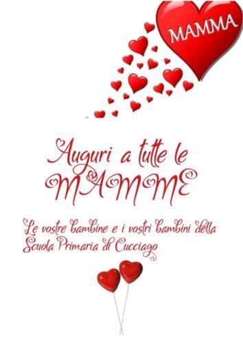 9 Maggio 2021 - Festa della mamma